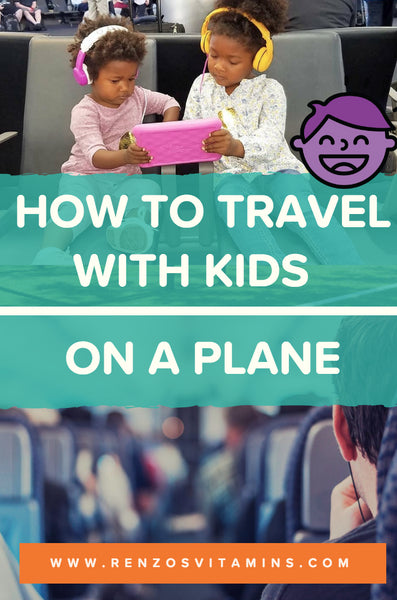 How to Travel With Kids on an Airplane