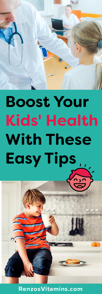Kids Health Fall Season