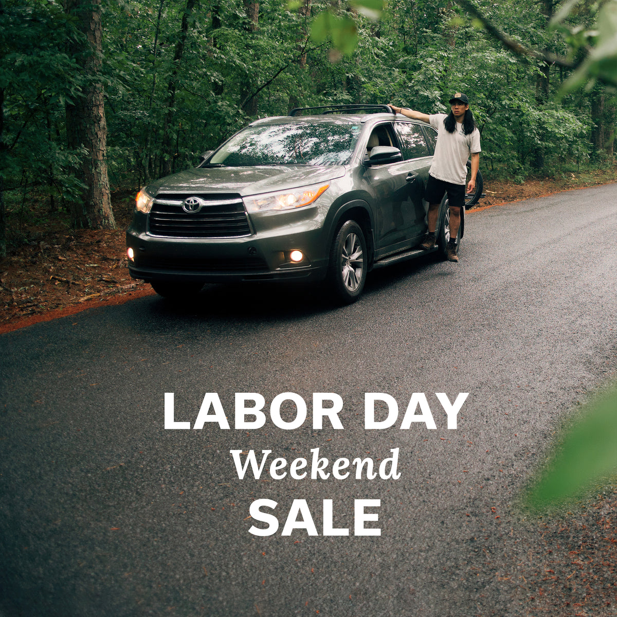 Save Up to 25% During Our Labor Day Weekend Sale