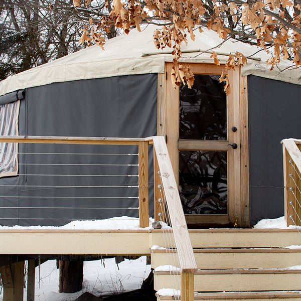 What to Expect When Staying in a Yurt