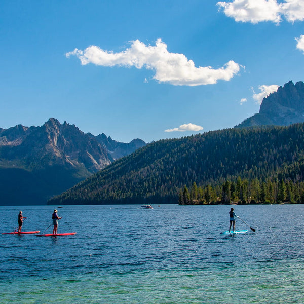 Go Hiking in the Sawtooth Mountains for a Quieter Rocky Mountain Experience