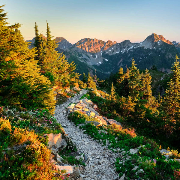 A Guide To America's Newest National Scenic Trail: The Pacific Northwest Trail