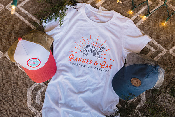 Banner & Oak Holiday Gift Guide Gifts for Her