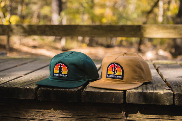 Switchback Embroidered Scout Patch Snapback Cap Collection