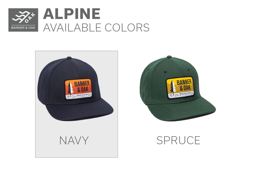 Alpine - Navy