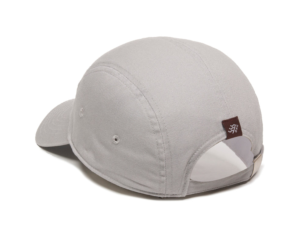 Bankside Scout Patch Ladies Fit Cap Gray Logo Side Hit