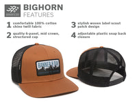 Bighorn - Orange