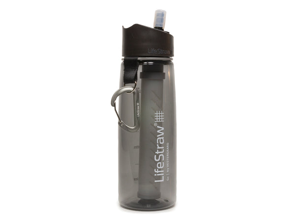 LifeStraw Water Filter Bottle Front View