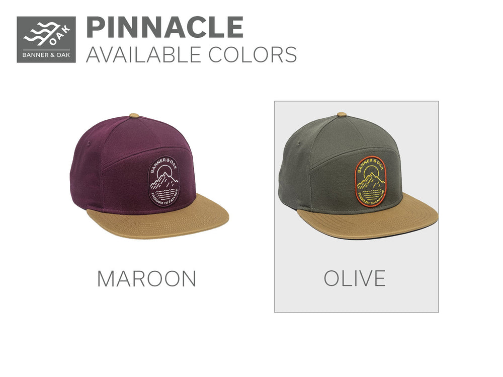 Pinnacle - Olive