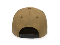 Sierra Scout Patch Snapback Cap Tan Back View