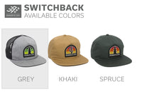Switchback - Gray