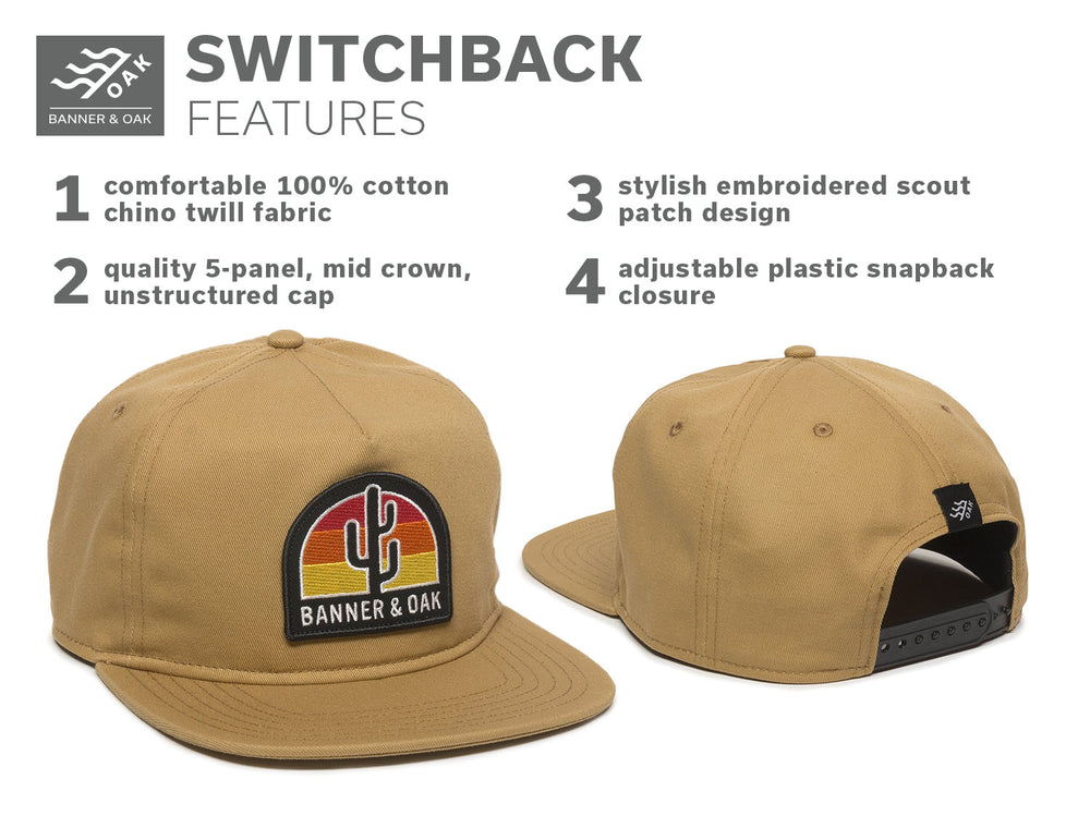 Switchback - Khaki