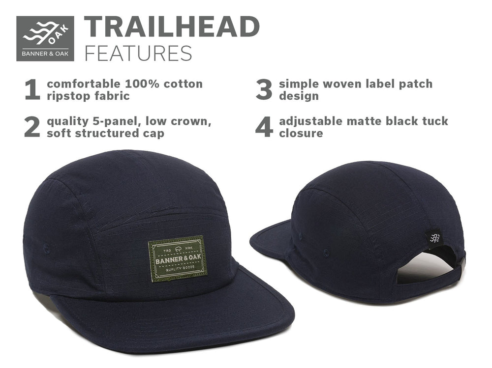 Trailhead - Navy