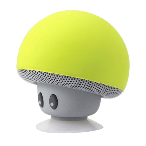 Bluetooth Mushroom Stick-On Speaker