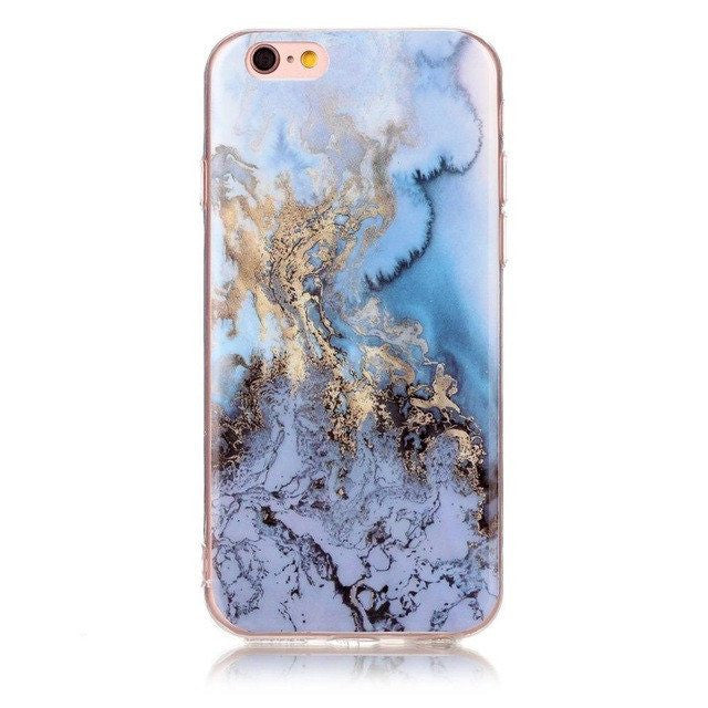 best service bf2bd bb67f Marble Iphone Case - Ocean