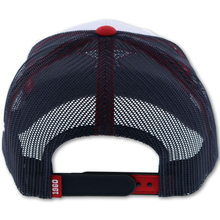 Hooey Dallas Cowboys SnapBack - Red, White & Blue