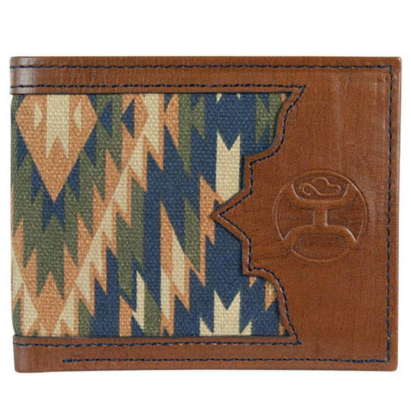 Signature Bifold Aztec Canvas