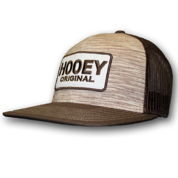 Hooey Original SnapBack - Brown & Tan