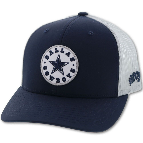 Dallas Cowboys - Navy & Grey Snapback