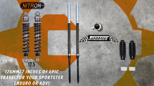 Long Travel Suspension Kit
