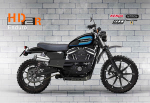 HD2R Enduro Kit (2004-Present) NO REKLUSE