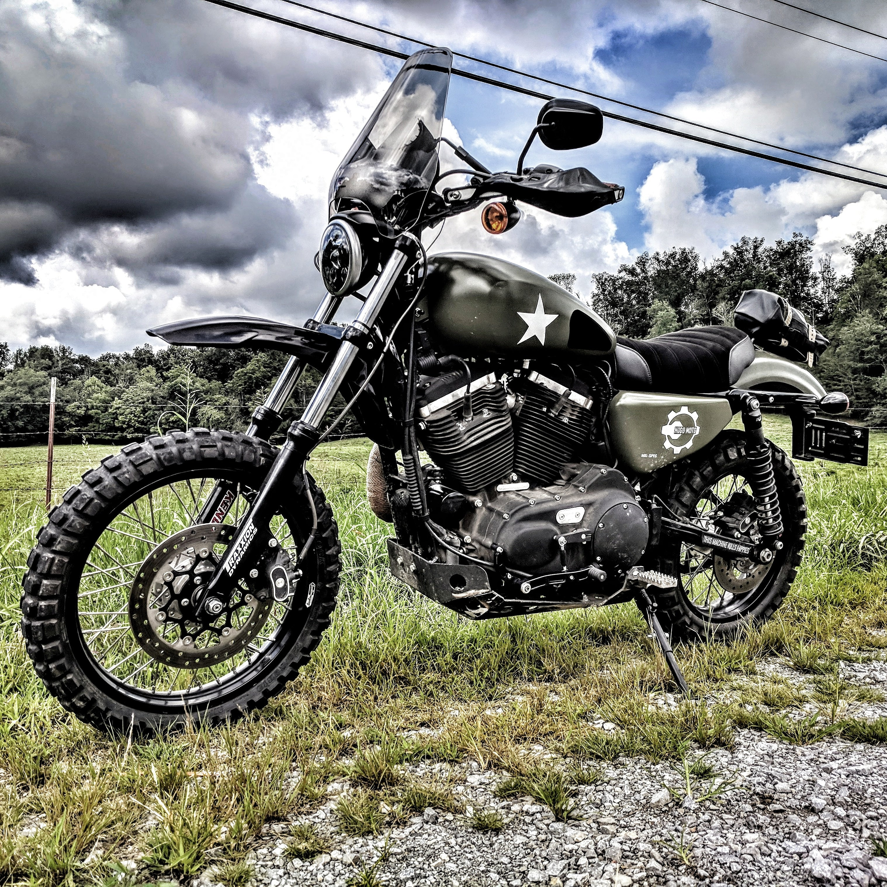 Scrambler Kit Long Travel (LT)