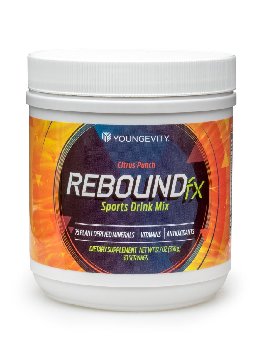 Rebound FX™ Citris Punch Powder - 360 G Canister