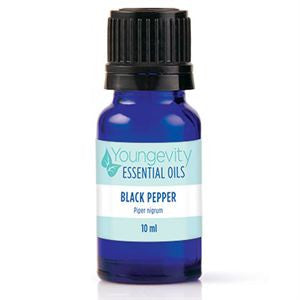 Black Pepper Essential Oil – 10ml