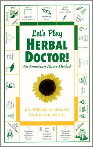 Let's Play Herbal Doctor by Joel D. Wallach