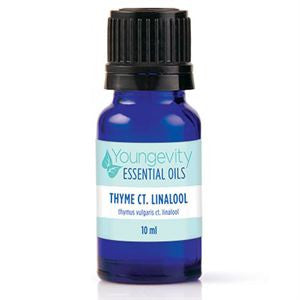Thyme Ct. Linalool Essential Oil - 10ml