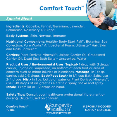 Comfort Touch Essential Oil Blend - 10ml