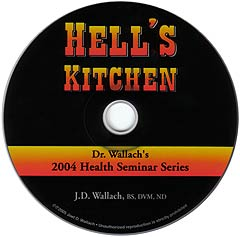 Hell's Kitchen CD