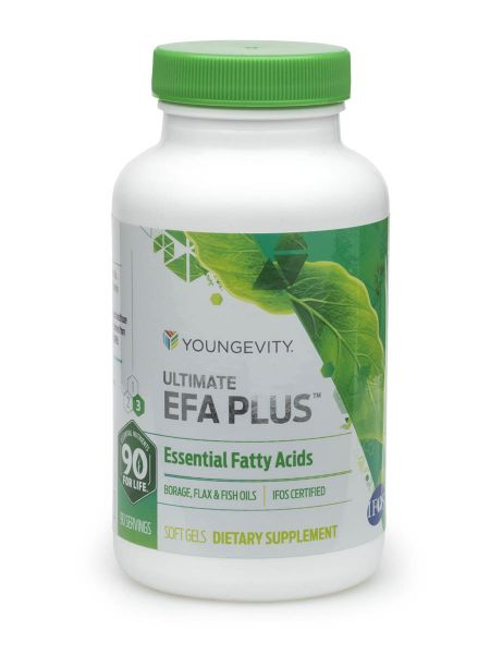 EFA Plus - 90 soft gels