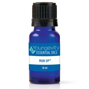 Man Up Essential Oil Blend - 10ml