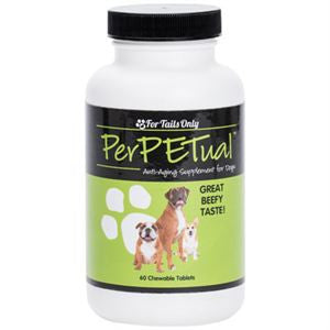 PerPETual™ -PET PRODUCT - 60 chewable tablets