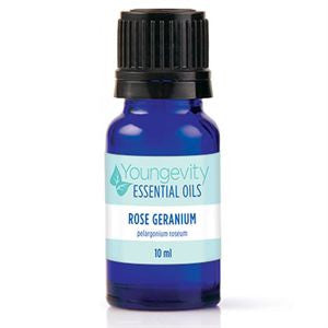 Rose Geranium Essential Oil - 10ml
