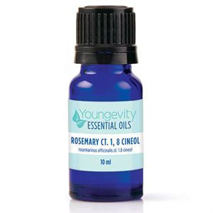 Rosemary Ct. 1, 8 Cineol Essential Oil - 10ml