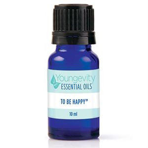 To Be Happy Essential Oil Blend - 10ml
