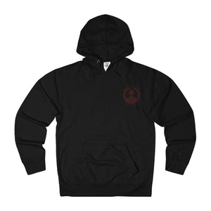 Mind&Soul Society Mind Your Mind Brown Design French Terry Hoodie (11 colors available)