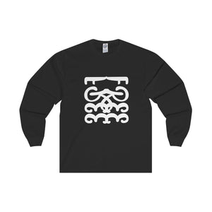 Free White Letter Long Sleeve Tee (6 colors available)