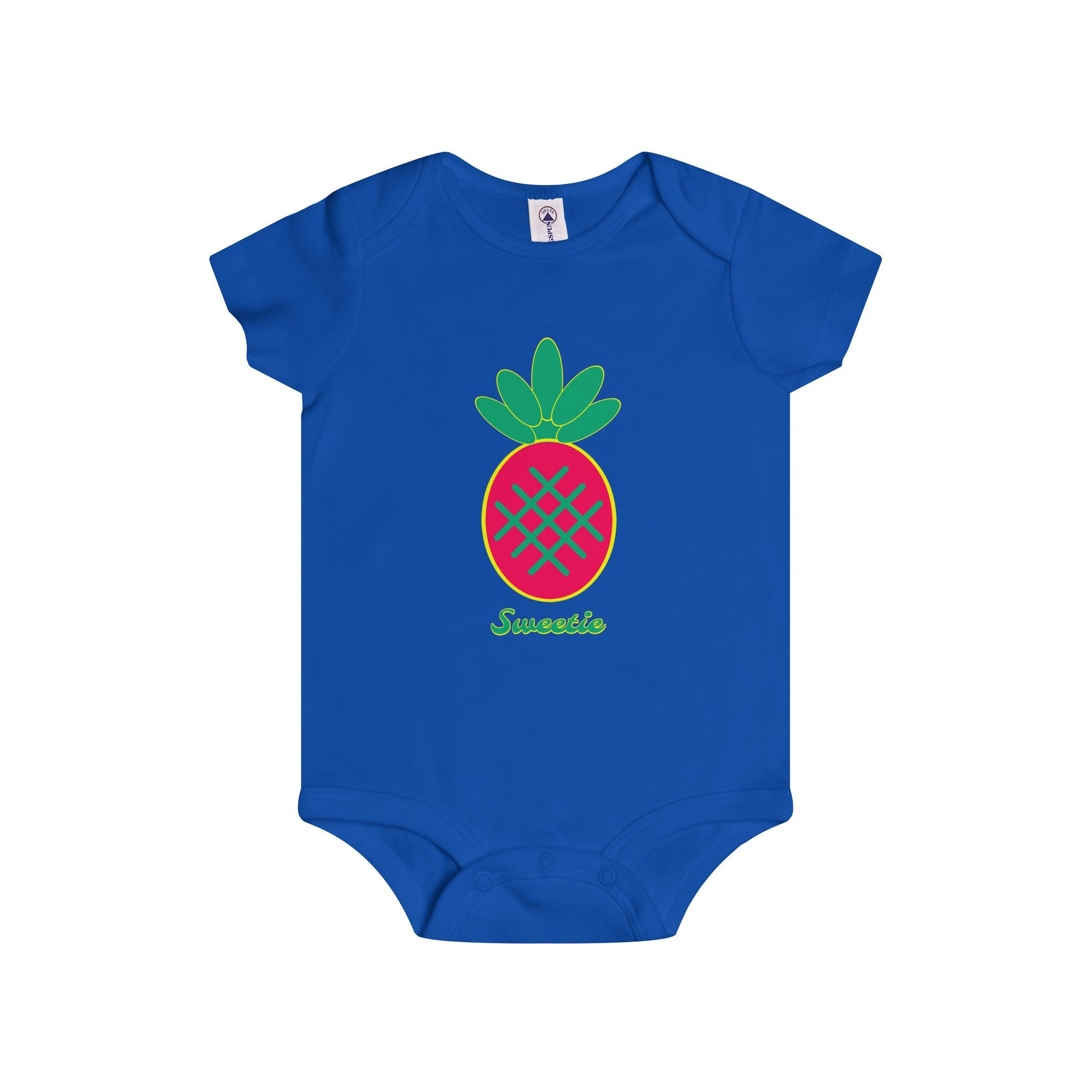 Pineapple Sweetie Onesie (6 colors available)