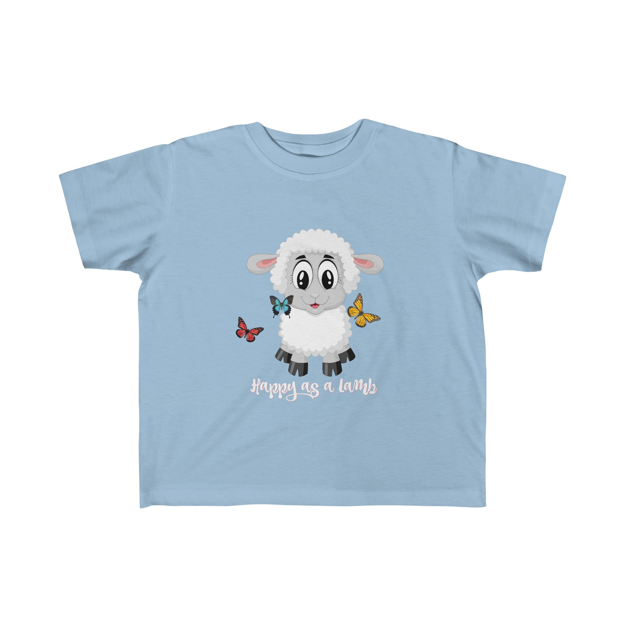 Happy as a Lamb Tee (4 colors available)