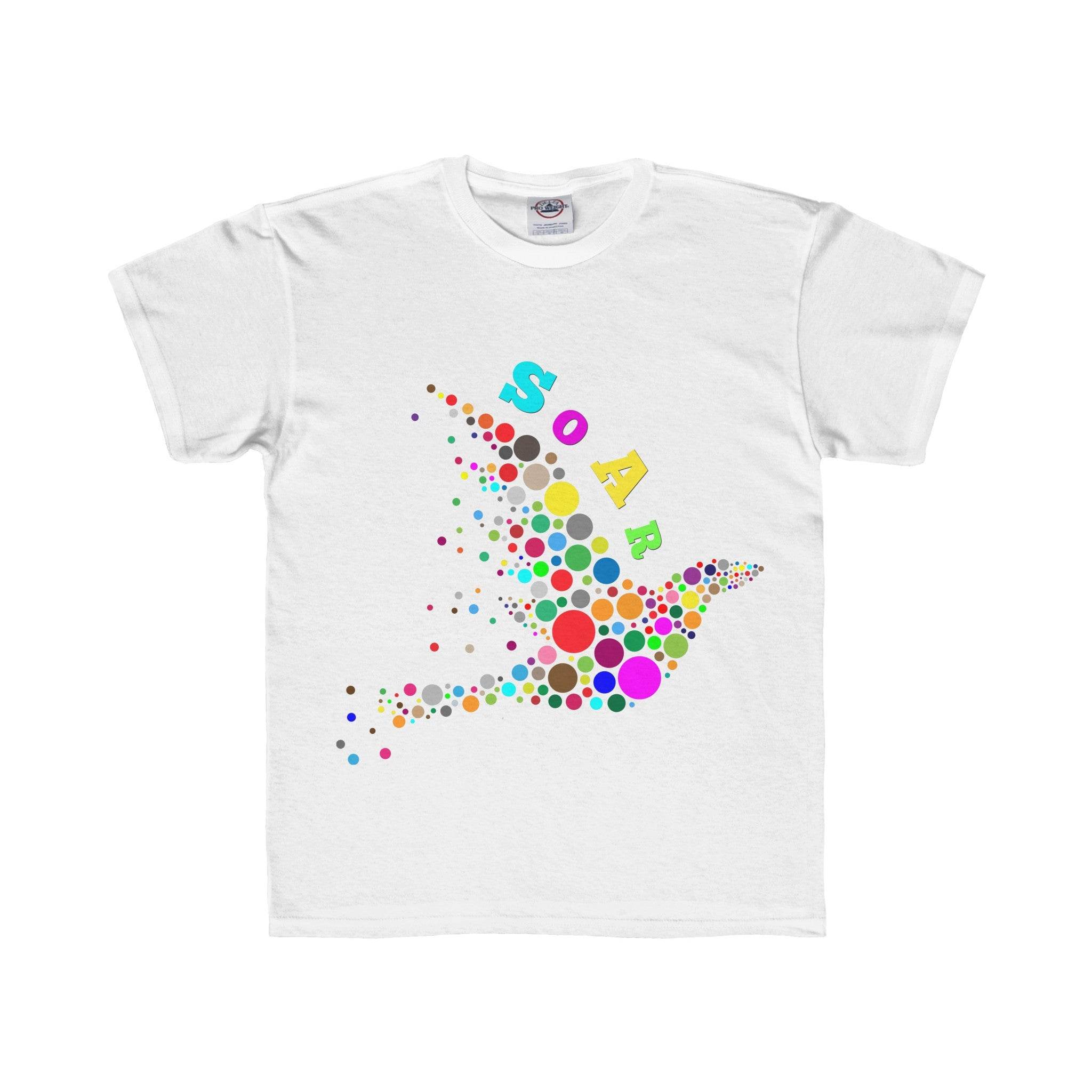 Soar Multi-Color Design Tee (5 colors available)