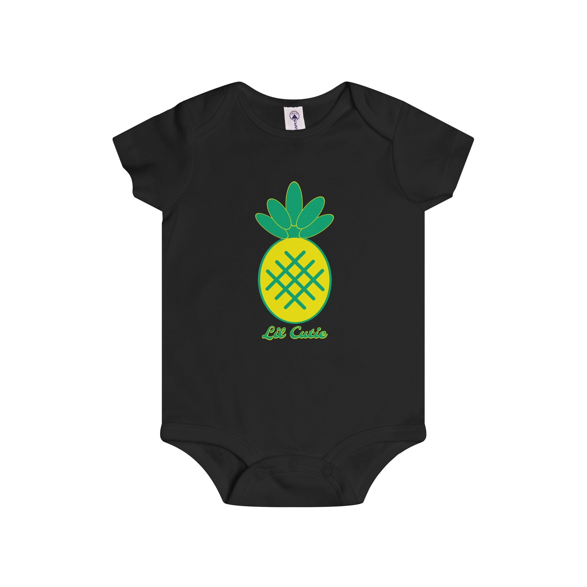 Pineapple Lil Cutie Onesie (4 colors available)