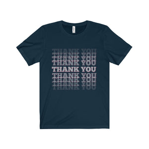 THANK YOU Red Letter Tee (4 colors available)