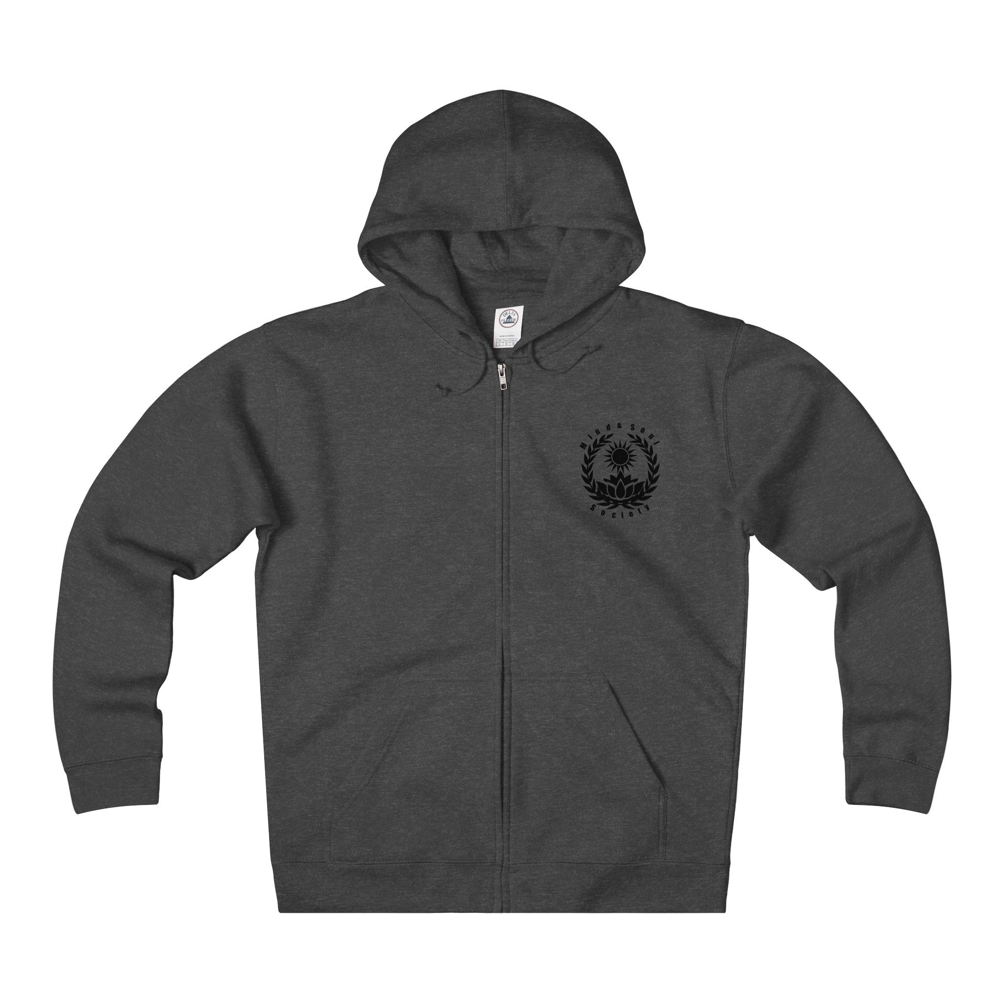 Mind&Soul Society Black Design Jacket (6 colors available)