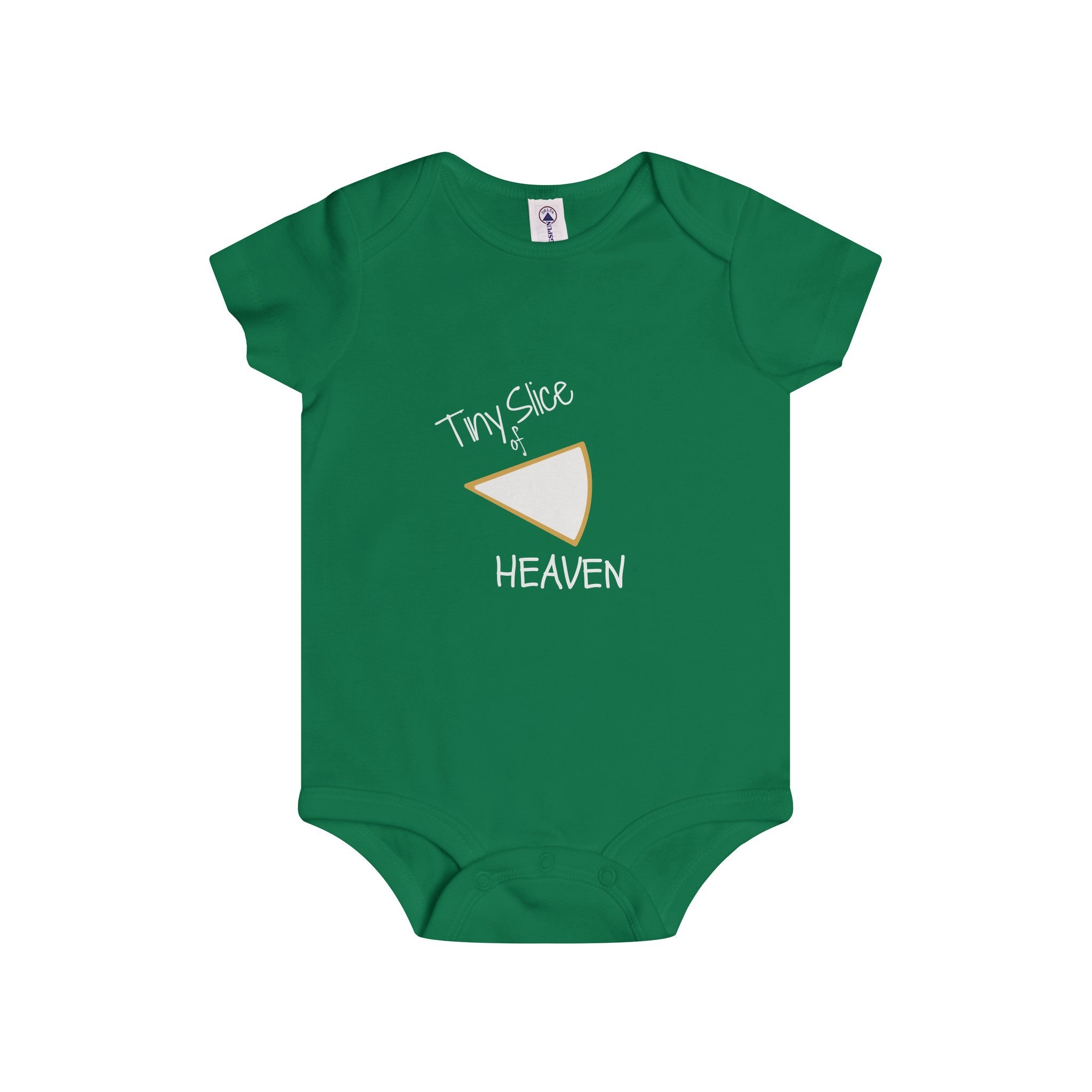 Tiny Slice of Heaven Onesie (4 colors available)