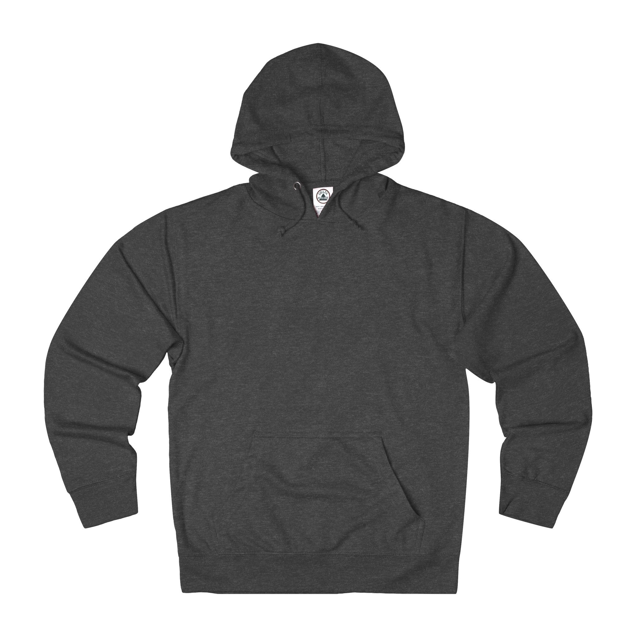 Mind&Soul Society Black Design French Terry Hoodie (10 colors available)