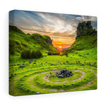 Isle of Skye Scotland Canvas