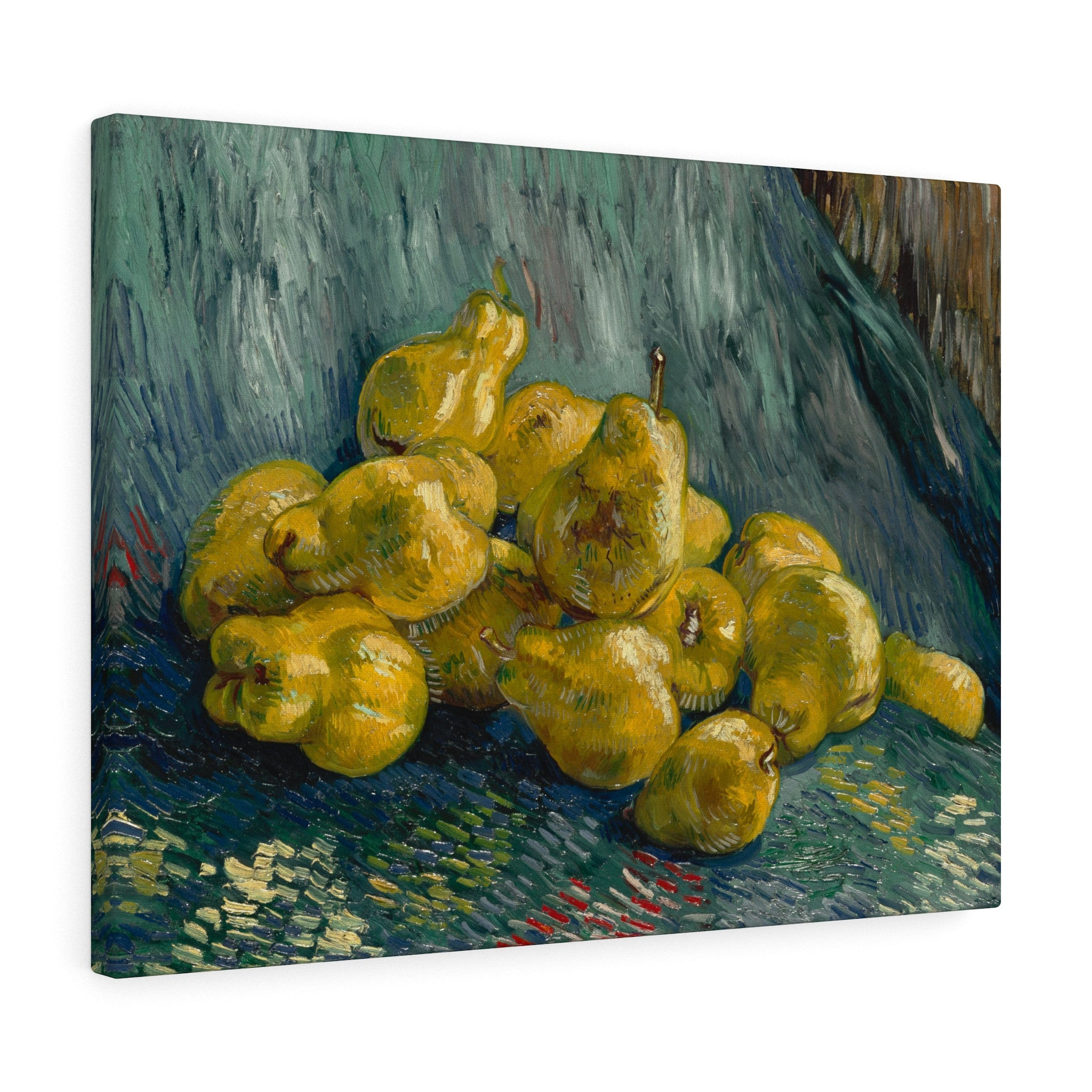 Still Life with Pears, 1888 by Vincent van Gogh Canvas